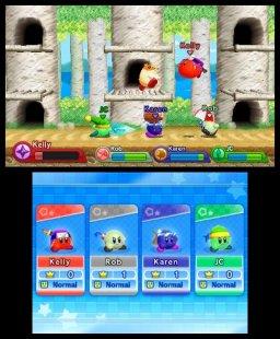Kirby Triple Deluxe (3DS)  © Nintendo 2014   3/4