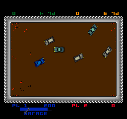 Demolition Derby (1984) (ARC)   © Midway 1984    2/3
