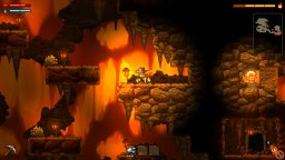 SteamWorld Dig (PS4)   © Image & Form 2014    1/3