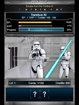 Star Wars: Force Collection (IPD)   © Konami 2013    2/3