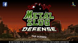 Metal Slug Defense (IP)   © SNK Playmore 2014    1/3