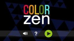 Color Zen (WU)  © Cypronia 2014   1/3