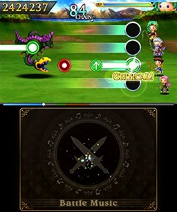 Theatrhythm Final Fantasy: Curtain Call (3DS)   © Square Enix 2014    2/3