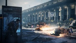 The Division (PS4)   © Ubisoft 2016    1/3