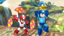 Super Smash Bros. For Wii U (WU)  © Nintendo 2014   2/6