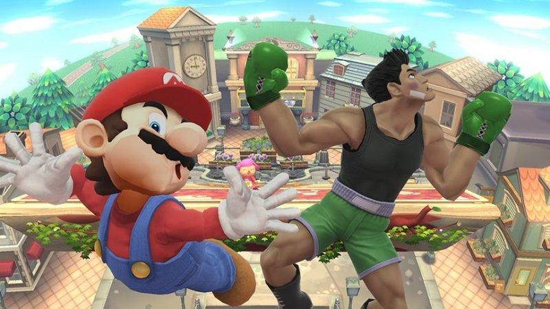 Super Smash Bros. For Wii U (WU)  © Nintendo 2014   5/6