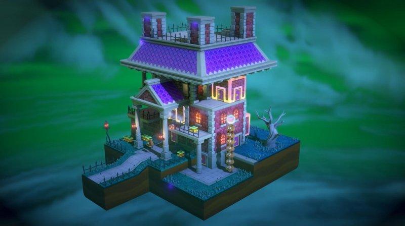 Captain Toad: Treasure Tracker (WU)  © Nintendo 2014   4/4