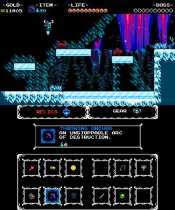 Shovel Knight (3DS)   © Yacht Club 2015    1/3