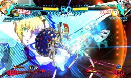 Persona 4 Arena: Ultimax (ARC)  © Atlus 2014   1/11