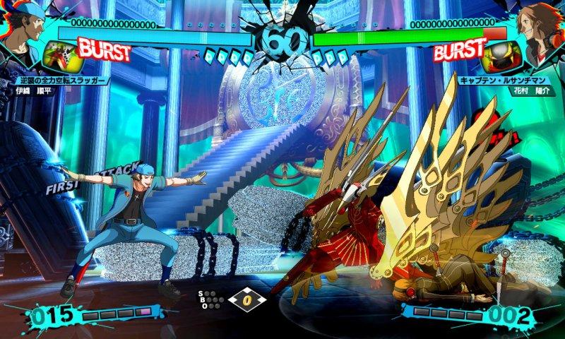 Persona 4 Arena: Ultimax (ARC)  © Atlus 2014   6/11