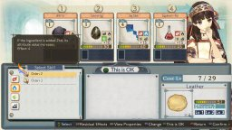 Atelier Shallie: Alchemists Of The Dusk Sea (PS3)   © Gust 2014    1/6