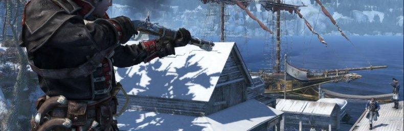 <h2 class='titel'>Assassin's Creed Rogue: Remastered</h2><h2 class='score'>6/10</h2><div><span class='citat'>&bdquo;Samme old-gen gameplay som Black Flag (på godt og ondt) med enkelte tilføjelser. Mindre spil end BF men Templar-vinklen og Assassins som fjender, gør det værd at spille for seriefans.&ldquo;</span><span class='forfatter'>- Beano</span></div>