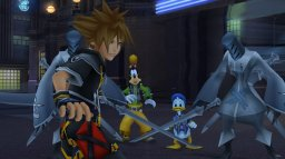 Kingdom Hearts HD 2.5 ReMIX (PS3)   © Square Enix 2014    1/5