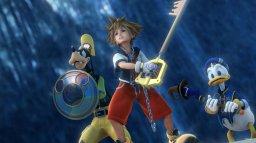 Kingdom Hearts HD 2.5 ReMIX (PS3)  © Square Enix 2014   3/5