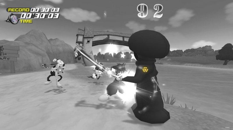 Kingdom Hearts HD 2.5 ReMIX (PS3)  © Square Enix 2014   4/5