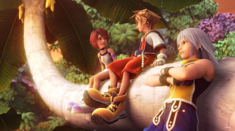 Kingdom Hearts HD 2.5 ReMIX (PS3)  © Square Enix 2014   5/5