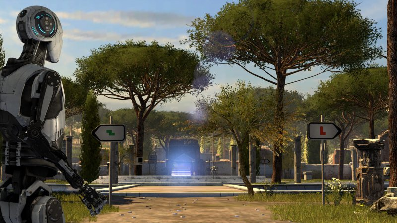 The Talos Principle (PC)   © Devolver Digital 2014    4/4