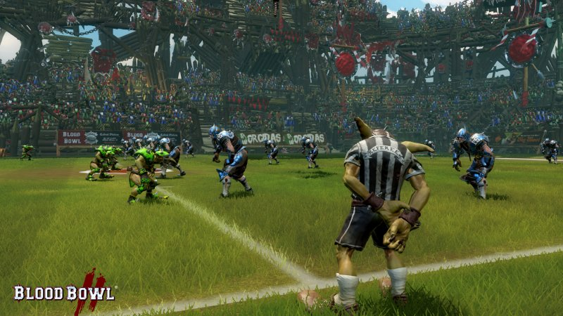 Blood Bowl II (PS4)   © Focus 2015    5/6