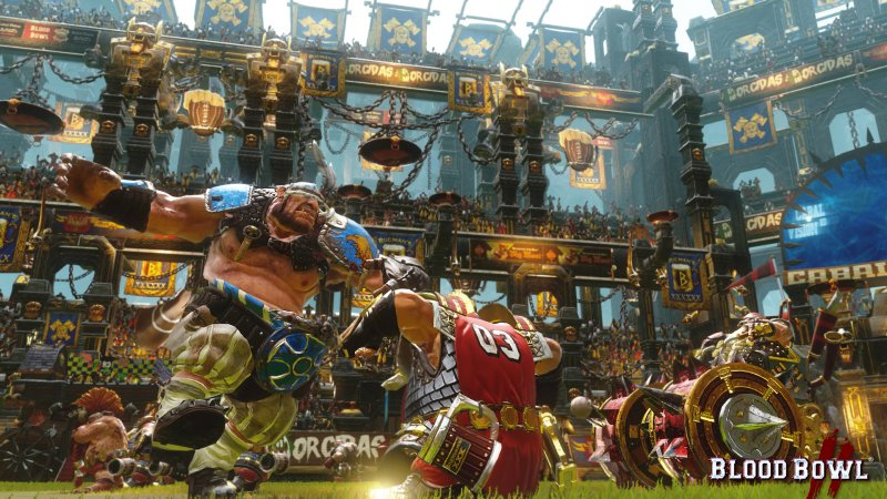 Blood Bowl II (PS4)   © Focus 2015    6/6