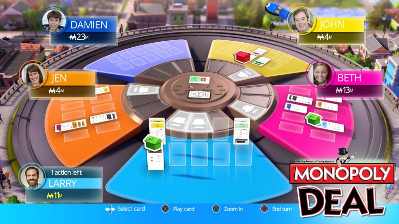 Monopoly: Family Fun Pack (XBO)  © Ubisoft 2014   5/5