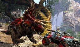 Jurassic Park Arcade (ARC)  © Raw Thrills 2015   2/3
