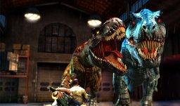 Jurassic Park Arcade (ARC)  © Raw Thrills 2015   3/3