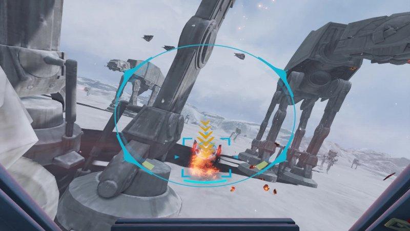 Star Wars: Battle Pod (ARC)  © Namco 2015   4/5