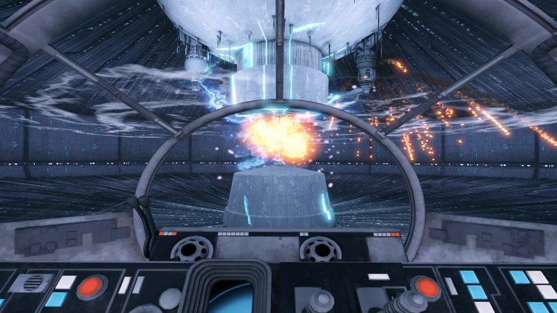 Star Wars: Battle Pod (ARC)  © Namco 2015   5/5