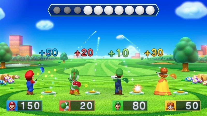 Mario Party 10 (WU)  © Nintendo 2015   5/9