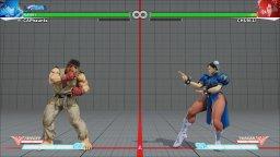 Street Fighter V (PS4)  © Capcom 2016   3/3