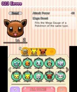 Pokémon Shuffle (3DS)  © Nintendo 2015   3/3