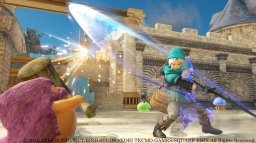 Dragon Quest Heroes: The World Tree's Woe And The Blight Below (PS4)   © Square Enix 2015    3/4