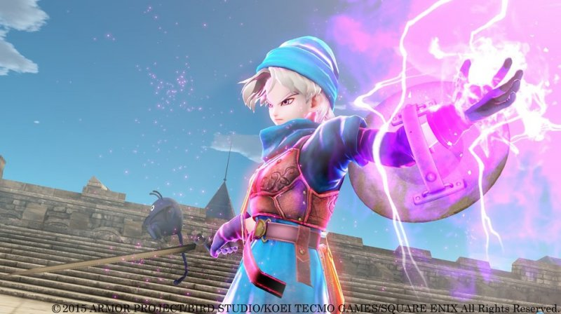 Dragon Quest Heroes: The World Tree's Woe And The Blight Below (PS4)   © Square Enix 2015    4/4