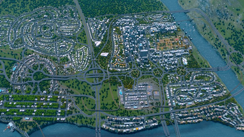 Cities: Skylines (PC)   © Paradox 2015    4/4