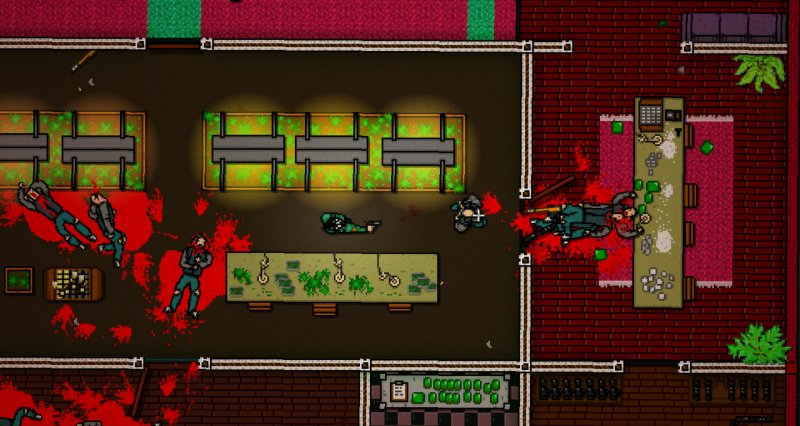 Hotline Miami 2: Wrong Number (PC)   © Devolver Digital 2015    5/5