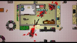 Hotline Miami 2: Wrong Number (PC)   © Devolver Digital 2015    3/5