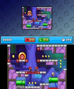 Mario Vs. Donkey Kong: Tipping Stars (3DS)  © Nintendo 2015   1/3