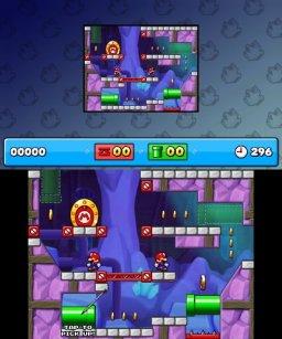 Mario Vs. Donkey Kong: Tipping Stars (3DS)  © Nintendo 2015   2/3