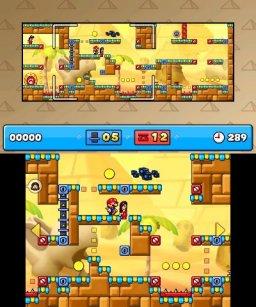 Mario Vs. Donkey Kong: Tipping Stars (3DS)  © Nintendo 2015   3/3