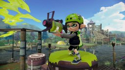 Splatoon (WU)  © Nintendo 2015   3/6
