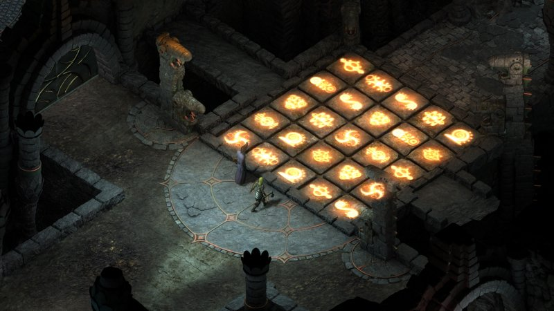 Pillars Of Eternity (PC)   © Paradox 2015    4/5