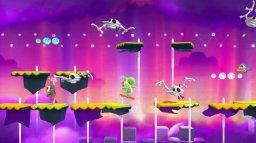 Yoshi's Woolly World (WU)  © Nintendo 2015   2/4