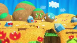 Yoshi's Woolly World (WU)  © Nintendo 2015   3/4