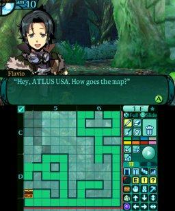 Etrian Odyssey Untold 2: The Fafnir Knight (3DS)  © Atlus 2014   2/2