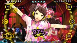 Persona 4: Dancing All Night (PSV)  © Atlus 2015   2/3