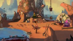 Broken Age (PS4)   © Double Fine 2015    2/3