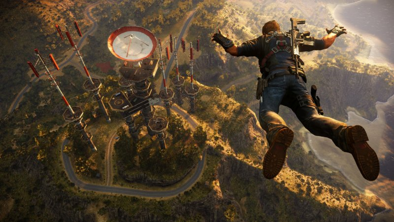 Just Cause 3 (PS4)   © Square Enix 2015    4/6