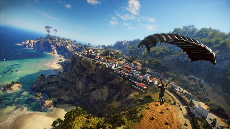 Just Cause 3 (PS4)   © Square Enix 2015    5/6