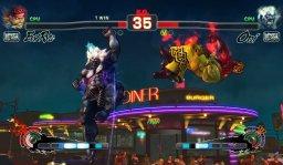 Ultra Street Fighter IV (PS4)  © Capcom 2015   1/3