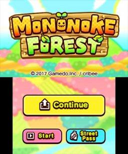 Mononoke Forest (3DS)  © Gamedo 2015   1/3